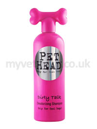Pet Head Dirty Talk Shampoo